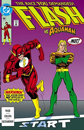 The Flash (1987-2009) #66