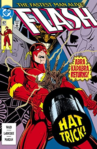 The Flash (1987-2009) #67