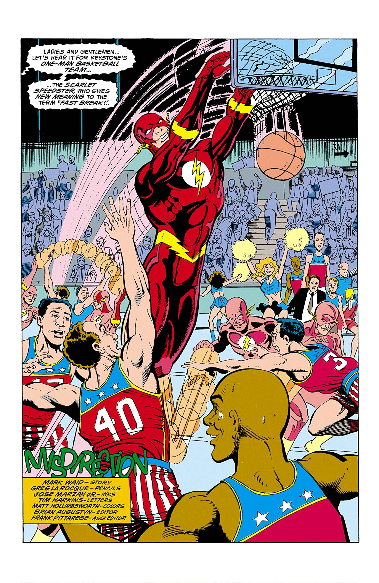 The Flash (1987-2009) #67