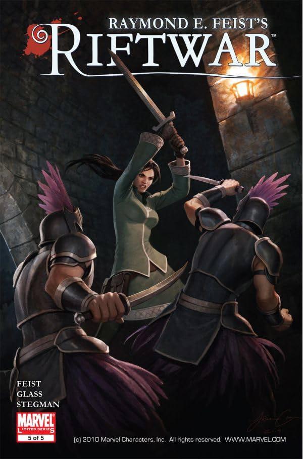Magician: Apprentice Riftwar Saga #17 (of 17)