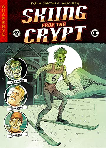 Skiing from the Crypt #1