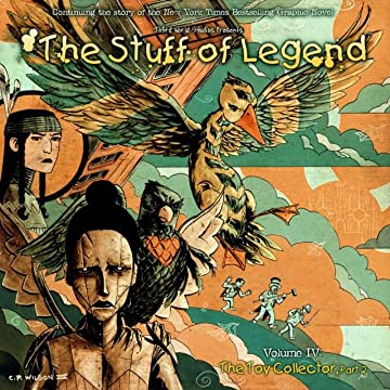 The Stuff of Legend Vol. 4 - The Toy Collector #2 (of 5)