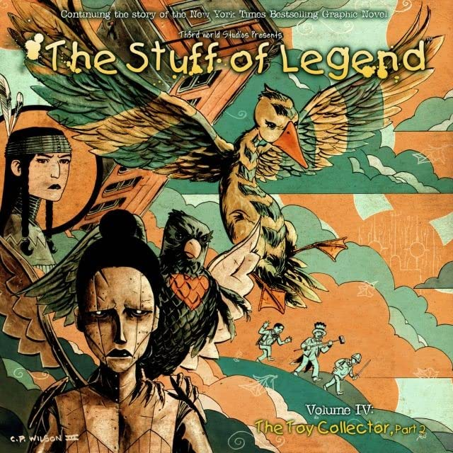 The Stuff of Legend Vol. 4 - The Toy Collector #2