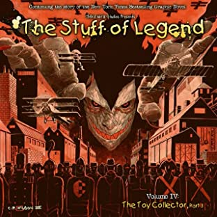 The Stuff of Legend Vol. 4 - The Toy Collector No.3 (sur 5)
