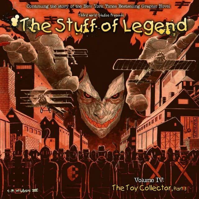The Stuff of Legend Vol. 4 - The Toy Collector #3