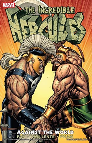 Incredible Hercules: Against the World