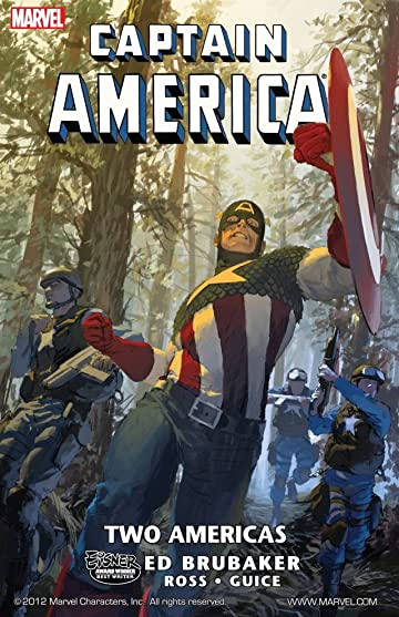 Captain America: Two Americas