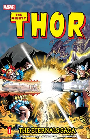 Thor: Eternals Saga Vol 1