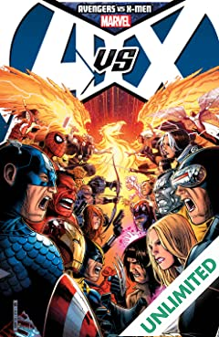 Avengers vs. X-Men: Collected Edition