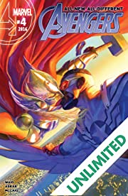 All-New, All-Different Avengers (2015-2016) #4