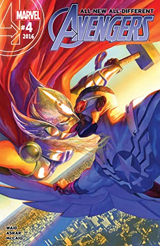 All-New, All-Different Avengers (2015-) #4