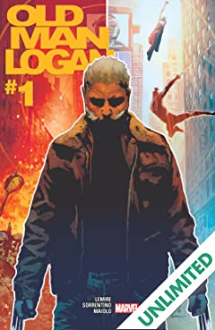 Old Man Logan (2016-2018) #1