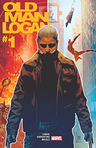 Old Man Logan (2016-2018) No.1