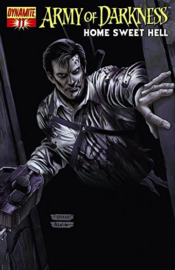 Army of Darkness Vol. 2 #11