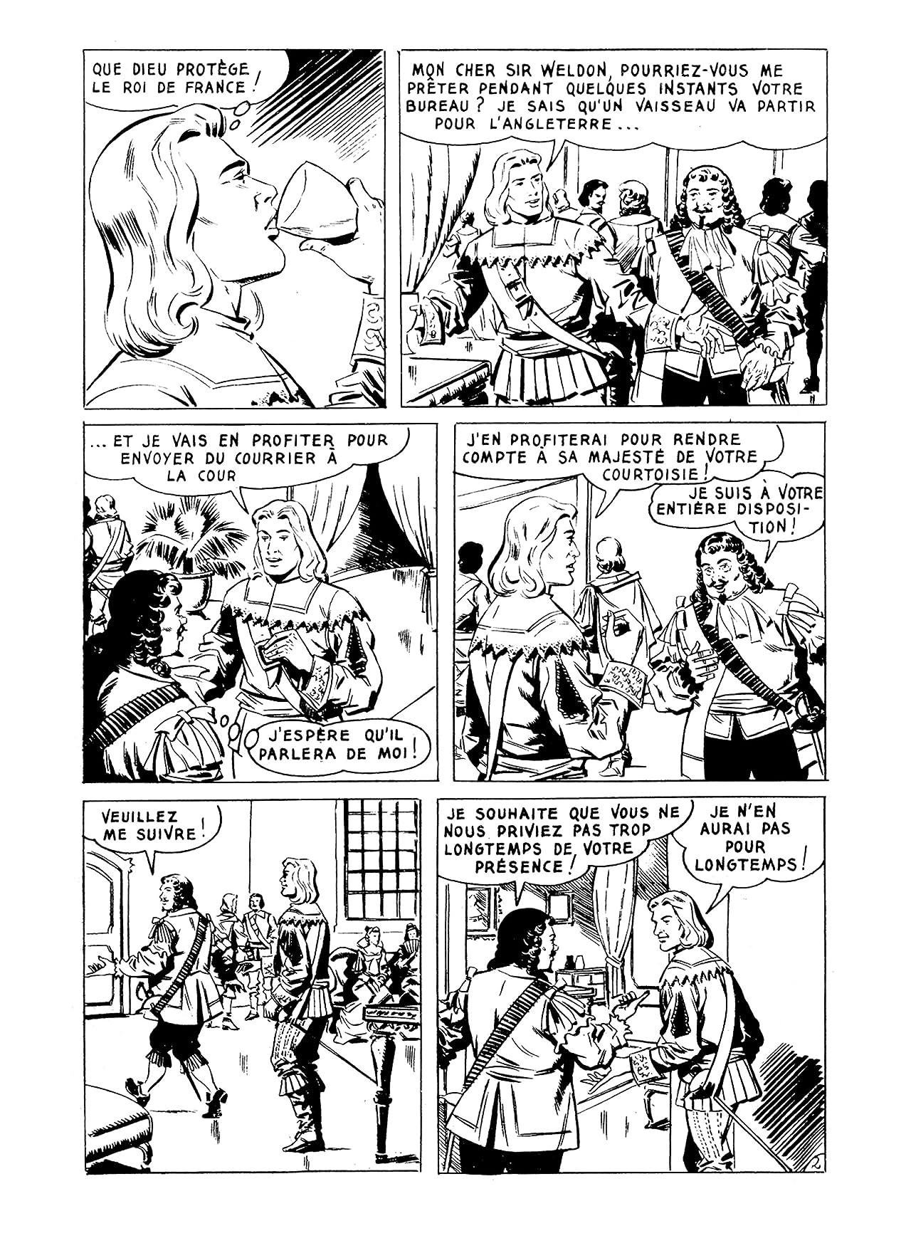 GALAOR Vol. 8: Défi à la Mort!