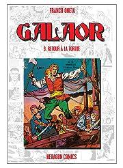 GALAOR Vol. 9: Retour à la Tortue
