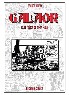 GALAOR Vol. 10: Le Trésor de Santa Maria