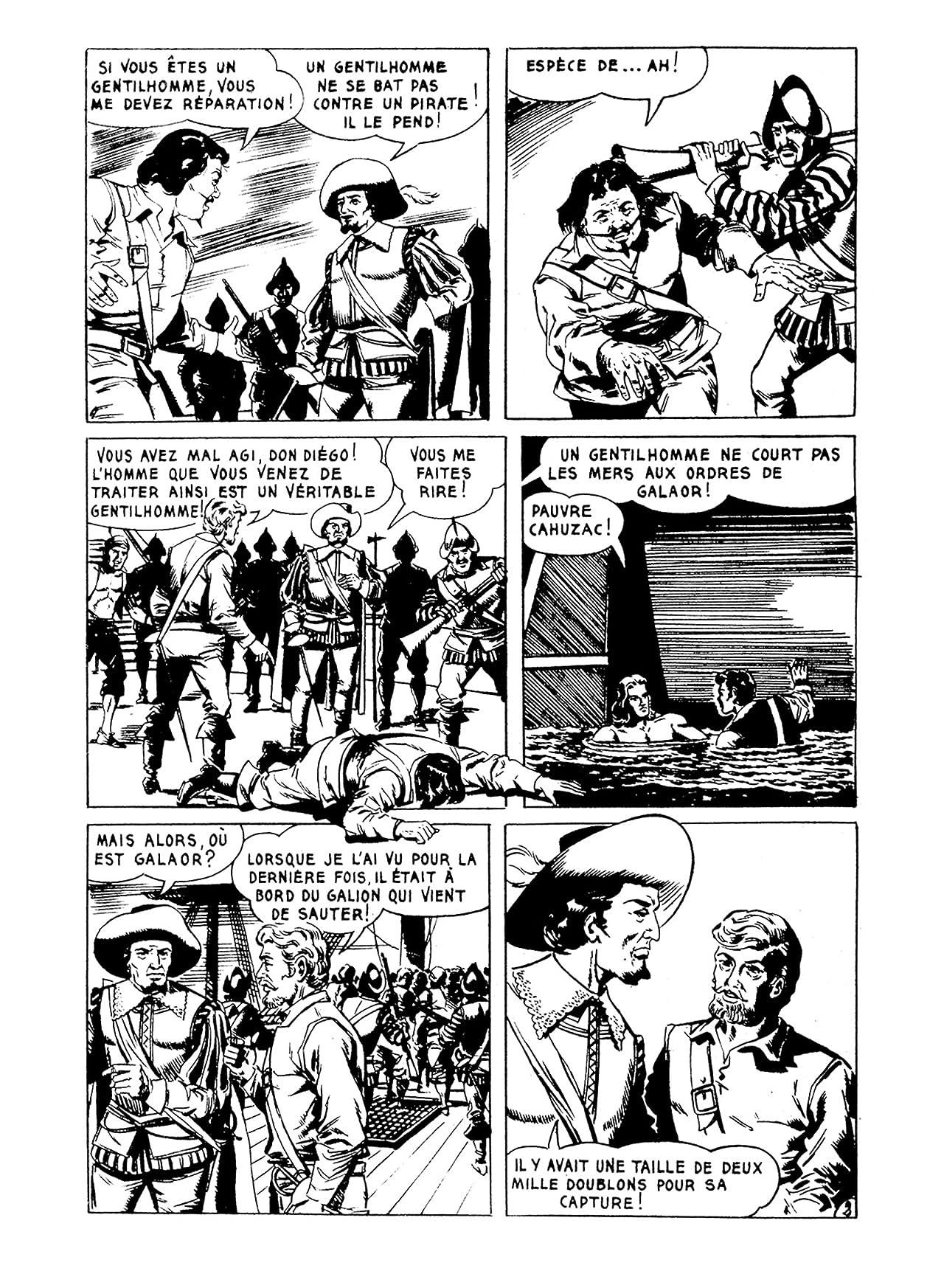 GALAOR Vol. 12: Seul contre tous