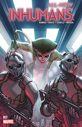 All-New Inhumans (2015-2016) #3