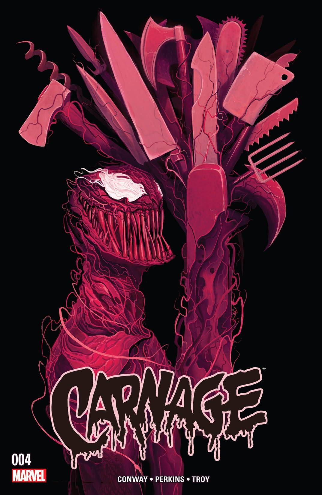 Carnage (2015-2017) #4