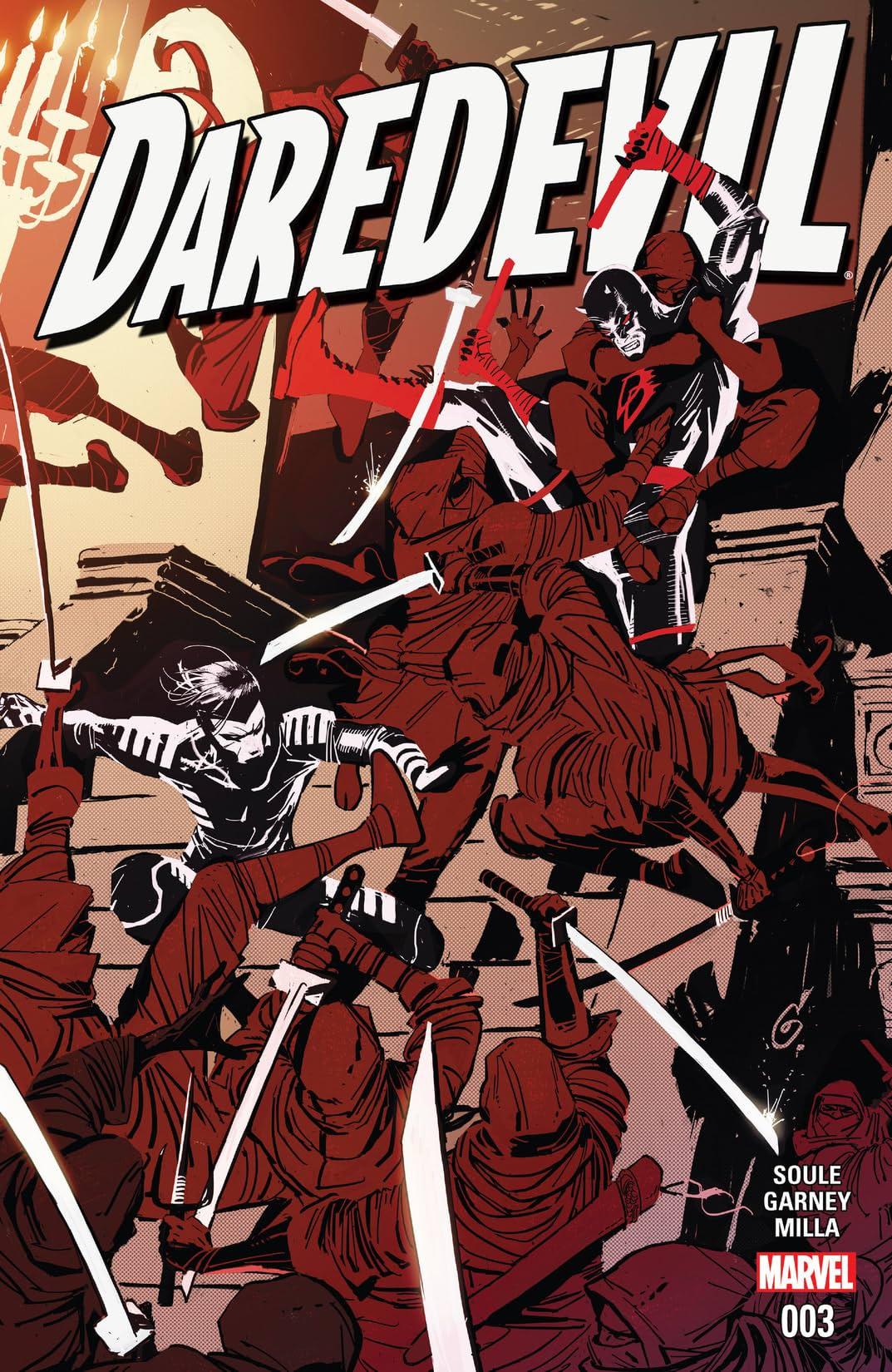 Daredevil (2015-2018) #3