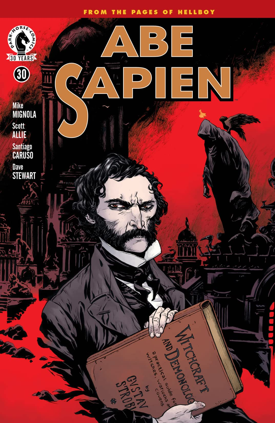 Abe Sapien #30