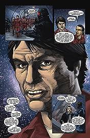 Battlestar Galactica: Zarek #4