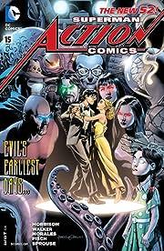 Action Comics (2011-2016) #15
