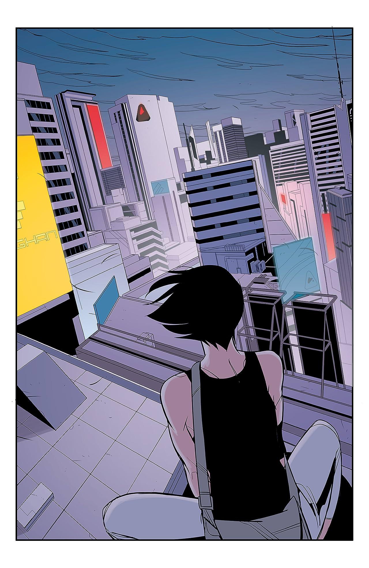 Mirror's Edge: Exordium (Japan) #5