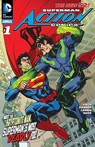 Action Comics (2011-): Annual #1