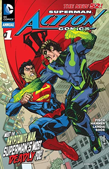 Action Comics (2011-2016): Annual #1