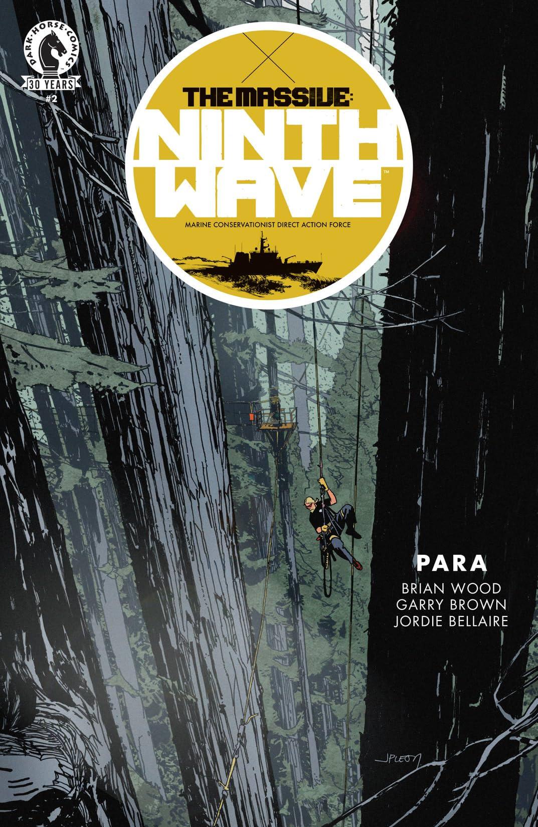 The Massive: Ninth Wave #2
