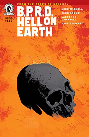 B.P.R.D. Hell on Earth #139