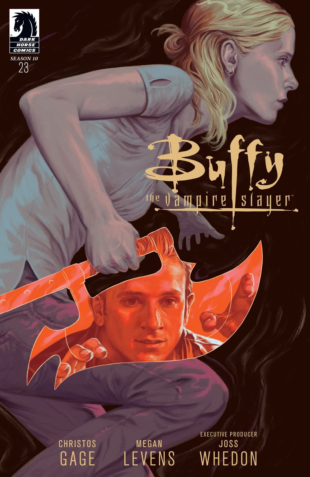 Buffy the Vampire Slayer: Season 10 #23