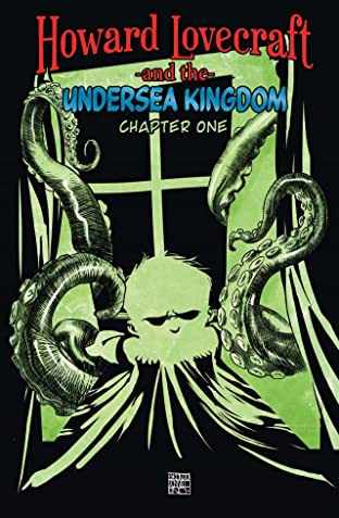 Howard Lovecraft & Undersea Kingdom #1