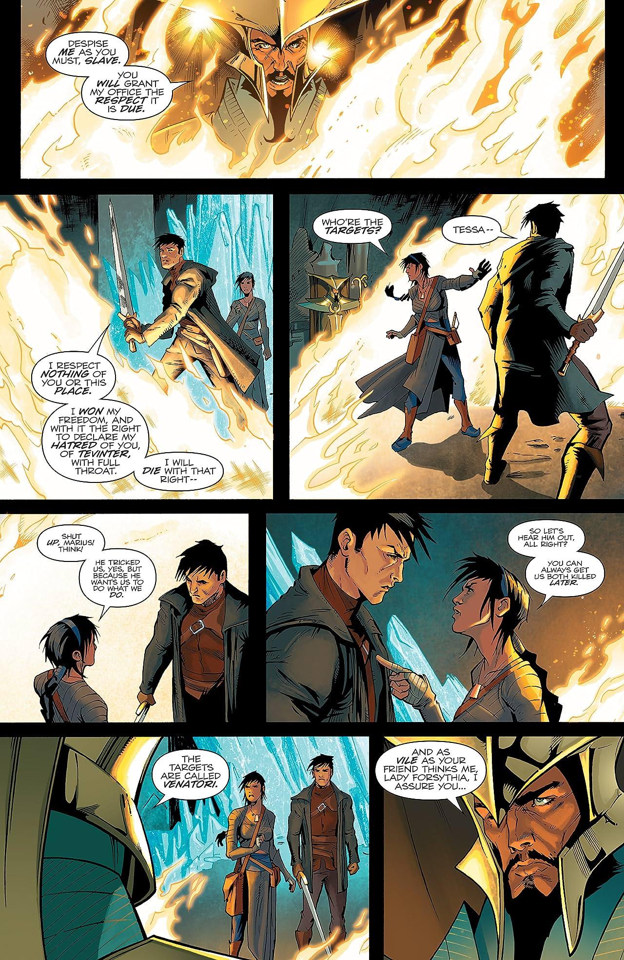 Dragon Age: Magekiller #2