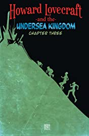 Howard Lovecraft & Undersea Kingdom #3