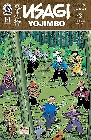 Usagi Yojimbo #151