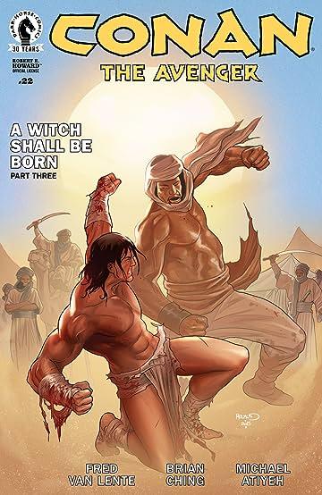 Conan the Avenger #22