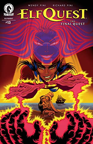 ElfQuest: The Final Quest No.13