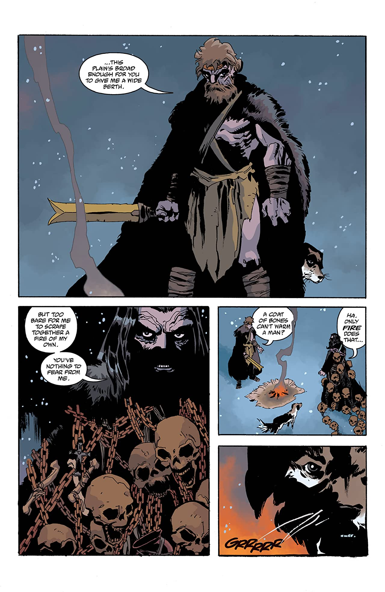 Hellboy Winter Special 2016 #0
