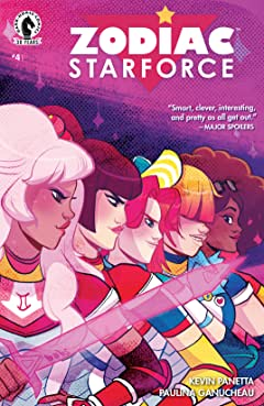 Zodiac Starforce #4