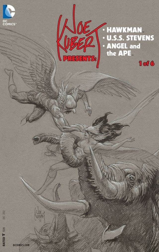 Joe Kubert Presents #1