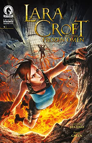 Lara Croft and the Frozen Omen #5