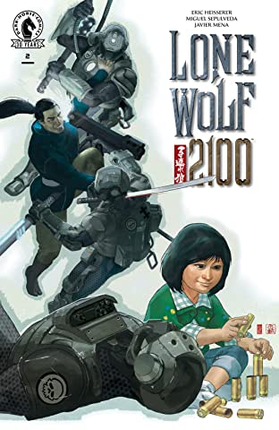 Lone Wolf 2100 #2