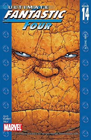 Ultimate Fantastic Four No.14