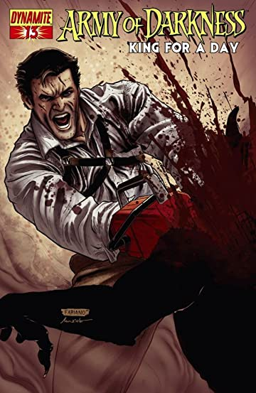Army of Darkness Vol. 2 #13