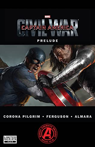 Marvel's Captain America: Civil War Prelude #4 (of 4)
