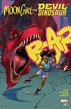 Moon Girl and Devil Dinosaur (2015-2019) #3