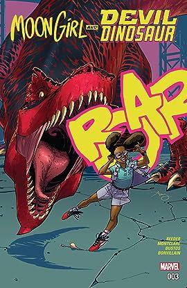 Moon Girl and Devil Dinosaur (2015-) #3